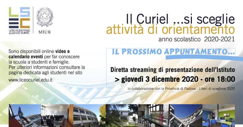 Calendario Scuole Aperte Padova 2021 Home